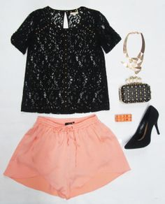 Best Style Of The Day Top LT20742 Shorts LP80109