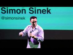 A short talk by Simon Sinek about the importance of helping people grow in self-confidence. This talk is a must watch for anyone in leadership. (5 stars) leadership personal-development