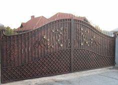 Residential Gates – Celeb Iron Gates