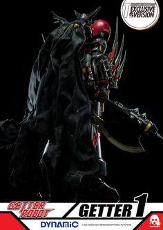 漆黑的復仇者!threeZero 網店限定「黑蓋特」 | 玩具人Toy People News