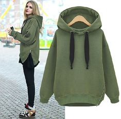 """Fashion women's side zipper hoodie Cute Kawaii Harajuku Fashion Clothing & Accessories Website. Sponsorship Review & Affiliate Program opening those day is cold ,this hooded is Soft and warm. use this coupon code """"cute8"""" to get all 10% off shop now for lowest price."""
