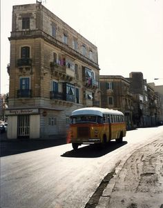Malta (Valetta) Liked the bus