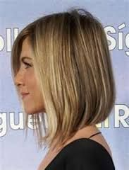long inverted bob - Google Search