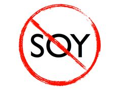 Surprisingly soy and soy products have an adverse estrogenic effect on the body causing weight gain, stubborn fat, PMS disorders and may cause cancer.