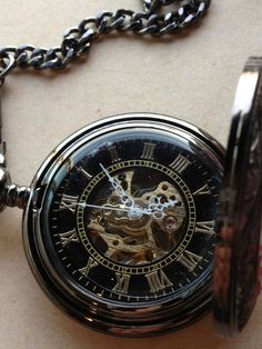 steampunk pocketwatch