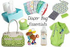 Diaper Bag Essentials For New Moms | The Baby Post