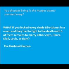 May the odds be ever in your favor. Happy Husband Games!