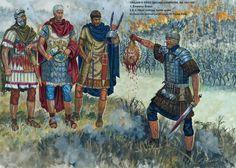 Trajan's first Dacian Campaign, AD. 101-102
