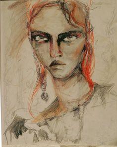 sasha pivovarova artwork