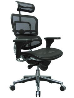Comfortable High Back mesh executive chair with headrest  http://www.bocaofficefurniture.com/product-p/me7erg.htm