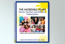 The Incredible Years Parents, Teachers, and Children Training Series: Program Content, Methods, Research and Dissemination, 1980–2011