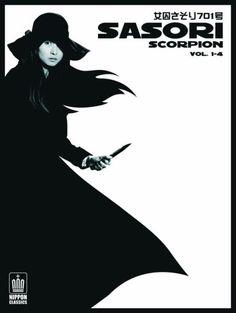El cine nuestro de cada dia: Sasori - Scorpion Vol. 1-4 (1972)