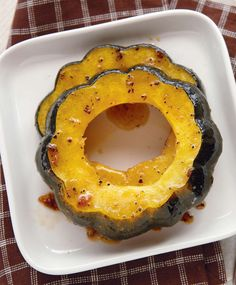 Honey Acorn Squash | Vegetarian Thanksgiving Recipes - Well - NYTimes.com