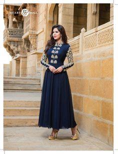 Anarkali Bridal Salwar Kameez Designer Indian Dress Bollywood party Wear Dress