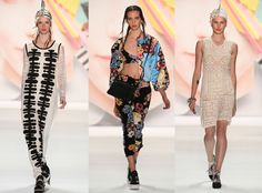 New York Fashion Week Spring 2016: The Best Shows From Day 1 | E! Online Mobile