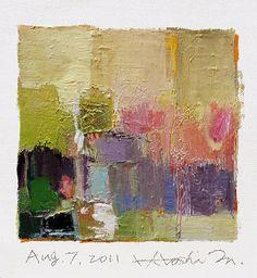 Hiroshi Masumoto Painting / color