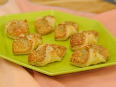 Sunny's Quick Cheese Puff Squares recipe from Sunny Anderson via Food Network