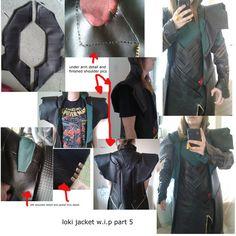loki jacket part 5 (last part) by sasukeharber.deviantart.com on @deviantART