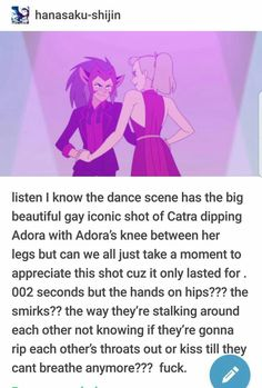 dont ship it romantically but the sexual tension is REAL Cartoon Network, Alec Guinness, Me Adora, She Ra Princess Of Power, Shows On Netflix, Legend Of Korra, Fan Art, Steven Universe, Letting Go
