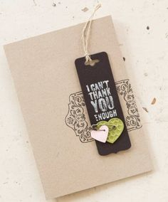 So Shelli blog from Stampin-up Like the new tags and stamps.