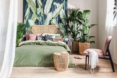 Life Organization, Microsoft, Blanket, Bedroom, House, Furniture, Home Decor, Green Leaves, Shop