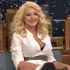 Christina Aguilera's Britney Spears Impression Is Just Plain Perfect: Beyond having an incredible singing voice of her own, Christina Aguilera is apparently the queen of impersonating other people's singing voices, too.