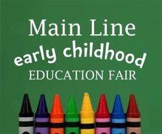 Main Line Early Childhood Education Fair Wayne, PA #Kids #Events