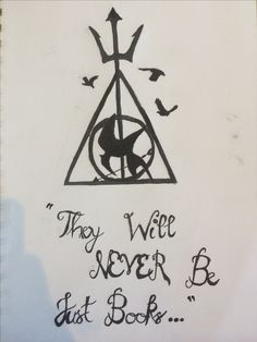 Harry Potter, Divergent, The Hunger Games, Percy Jsckson