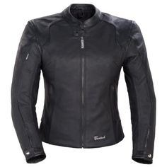 Women's LNX Moto Jacket- hip zips for adjustable fit when rider is seated, accordion panels at shoulder for flexibility & fit