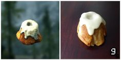 Sweetroll treat from skyrim, party treat