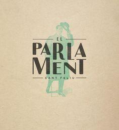 """Identidad para restaurante """"El Parlament de Sant Feliu"""""""