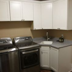 Great Laundry Photos Corner Sink Design, Pictures, Remodel, Decor And Ideas    Page 2