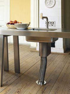 Bulthaup keuken b2 bij Intermat Mijdrecht, modern, strak, design