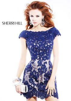 Vestidos Cortos 2013. Coleccion Oto�o Invierno Sherri Hill.