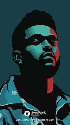 The Weeknd HD Wallpaper for iPhone and Android Pop Art Portraits, Portrait Art, Digital Portrait, Arte Do Hip Hop, Hip Hop Art, Buch Design, Art Design, The Weeknd Wallpaper Iphone, Tableau Pop Art