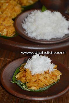 Diah Didi's Kitchen: Sawut Singkong