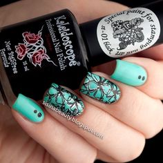 BP-L015 - pretty double stamping