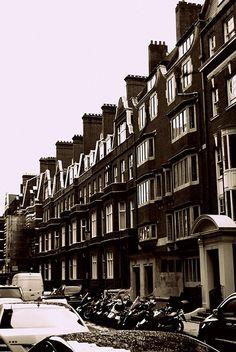 London's street