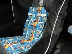 Tutorial for simple car seat cooler. Brilliant and excellent instructions.