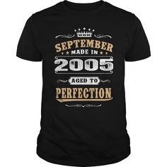 2005 September Aged Perfection