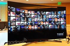 Samsung's Tizen graduates from phone to television with smart TV prototype