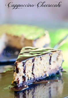 Cappuccino Cheesecake 2 willcookforsmiles.com