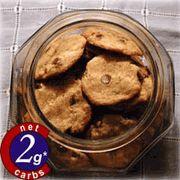 Low Carb Carbquik Tollhouse Cookies low carb recipe