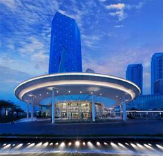 The Central Park Jakarta, Indonesia – Podomoro City Office Tower   Archiarcha.com – Architecture Design & Technology Information