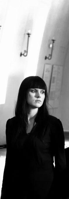 Lindy Fay Hella of the ~ pagan ~ Old Norse ~ Wardruna group~