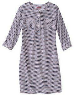Merona® Women's 3/4 Sleeve Shift Dress