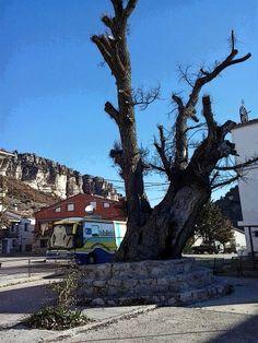 Visitamos Santa María del Val, en la Serranía Alta conquense, cercano al embalse de La Tosca. Un pueblo para perderse en sus alrededores