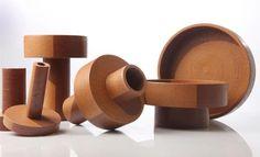 Salone del Mobile 2012 Milano: Bitossi Ceramiche presenta Ombre, design by Mario Ferrarini #MDW12