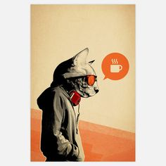 Morning After Fine Art Print, now featured on Fab.