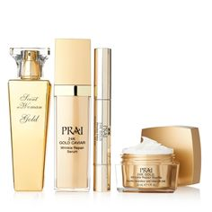 Prai 24K Gold Collection.  The perfect collection to nourish your skin.  Shop here: https://www.itvsn.com.au/include/oecgi2.php/product?product=130840&category=70000